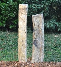 Basalt zuilen
